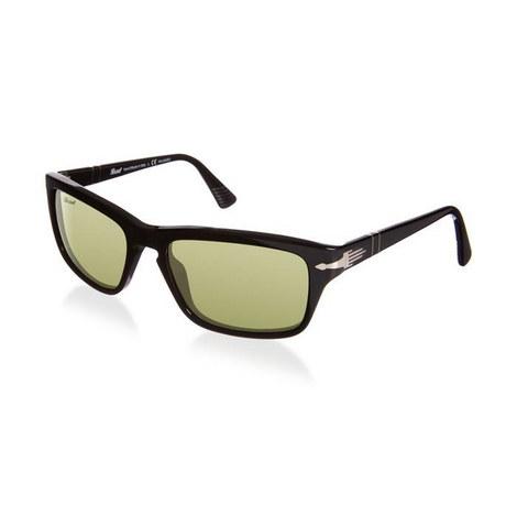 Suprema Unisex Rectangle Sunglasses PO3074S, ${color}