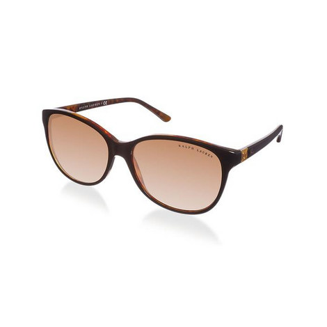 Deco Cat Eye Sunglasses RL81165, ${color}