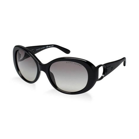 Classic Oval Sunglasses RL8118Q, ${color}