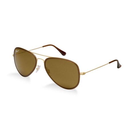 Aviator Sunglasses RB3513M Polarised, ${color}