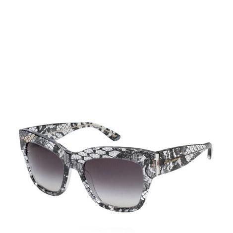 Square Lace Sunglasses DG4231, ${color}