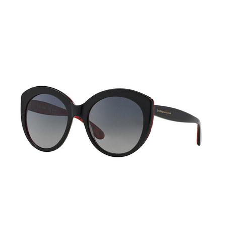 Oversized Round Sunglasses DG4227, ${color}