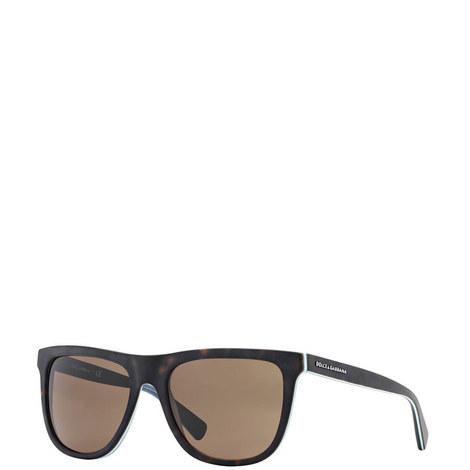 Havana Square Sunglasses DG4229, ${color}