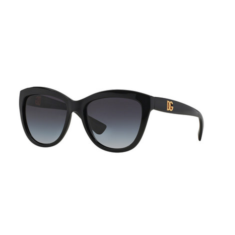 Cat Eye Sunglasses DG6087, ${color}