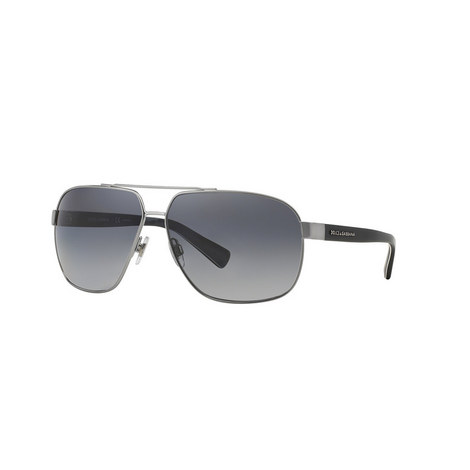 Aviator Sunglasses DG2140, ${color}