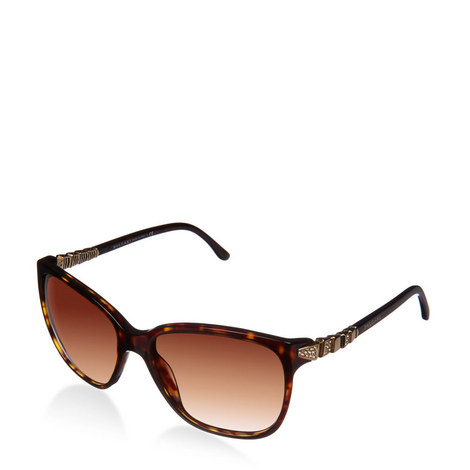 Square Embellished Sunglasses BV8136B, ${color}