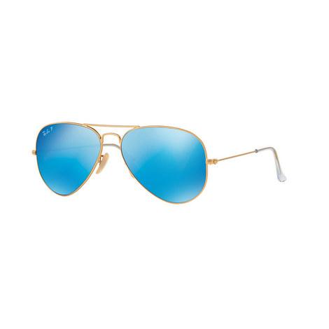 Aviator Sunglasses RB3025 Polarised, ${color}