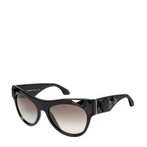 Faceted Sunglasses PR 22QS, ${color}