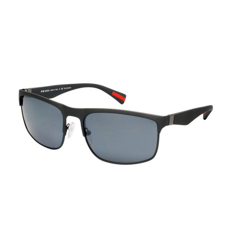 Rectangular Frame Sunglasses 0PS 56PS, ${color}