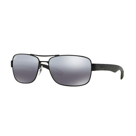 Square Sunglasses RB3522 Polarised, ${color}