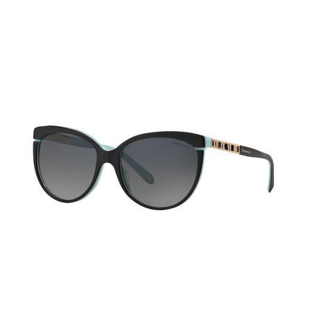 Cat Eye Sunglasses Polarised TF4097, ${color}