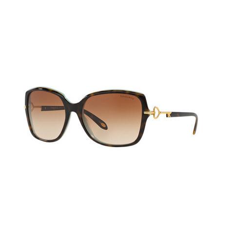 Square Keys Sunglasses TF4101, ${color}