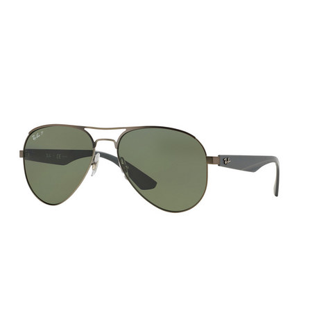 Aviator Sunglasses RB3523 Polarised, ${color}
