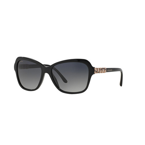 Serpenti Butterfly Sunglasses BV8142B Polarised, ${color}