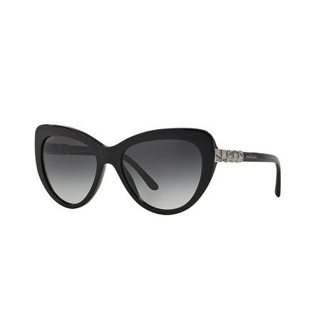 Serpenti Cat Eye Sunglasses BV8143B, ${color}