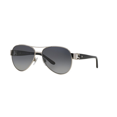 Stirrup Aviator Sunglasses RL7047Q, ${color}