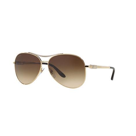 Aviator Sunglasses BV6075, ${color}