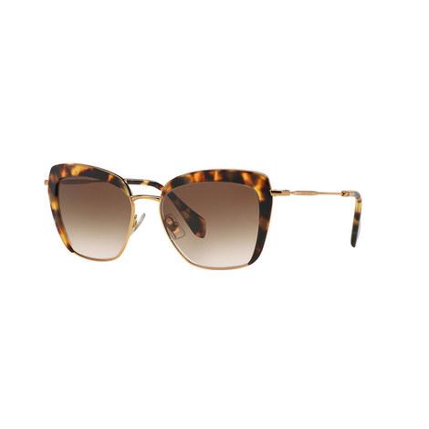 Square Sunglasses 0MU 52QS, ${color}