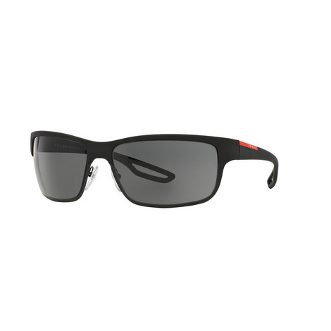 Rectangle Sunglasses PS50QS, ${color}