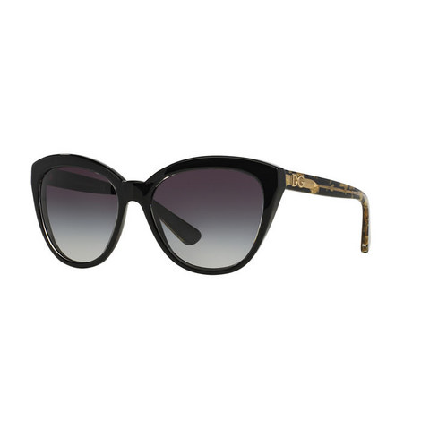 Cat Eye Sunglasses DG4252, ${color}