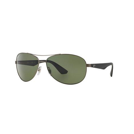 Aviator Sunglasses RB3526 Polarised, ${color}
