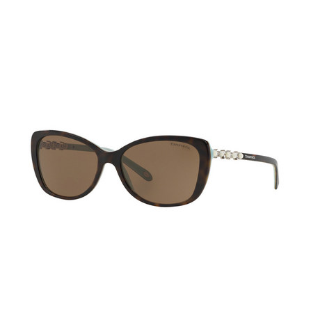 Cat Eye Sunglasses TF4103HB, ${color}