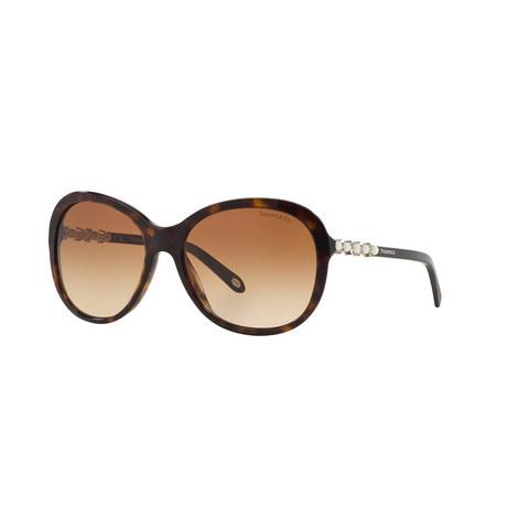 Round Sunglasses TF4104HB, ${color}