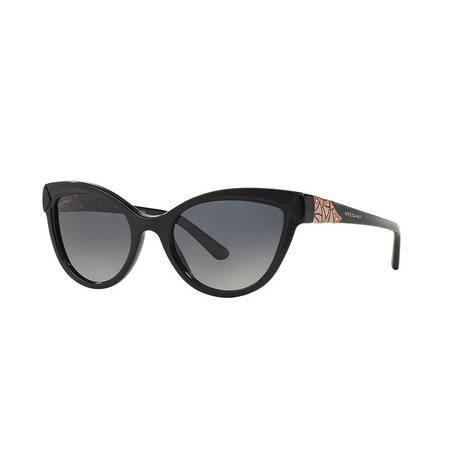 Cat Eye Sunglasses BV8156B, ${color}