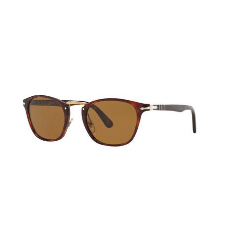 Wayfarer Sunglasses Polarised PO3110S, ${color}