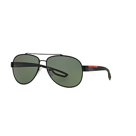 Aviator Sunglasses PS55QS, ${color}