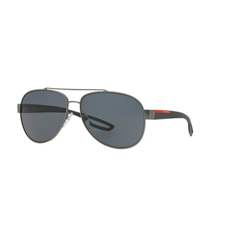 Aviator Sunglasses PS55QS, ${color}