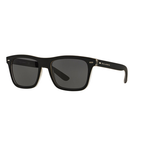 Rectangle Sunglasses DG6095, ${color}