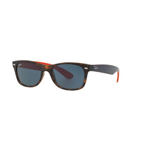Square Wayfarer Sunglasses RB2132, ${color}