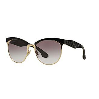 Stardust Cat Eye Sunglasses 0MU 54QS