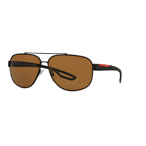 Aviator Sunglasses PS58QS Polarised, ${color}