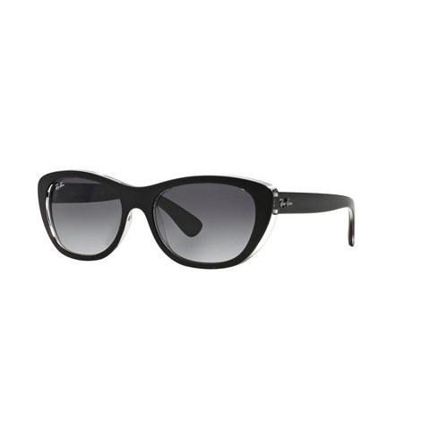Cat Eye Sunglasses RB4227, ${color}
