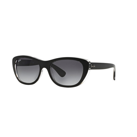Cat Eye Sunglasses RB4227, ${color}