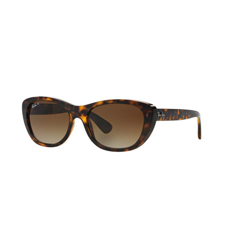 Cat Eye Sunglasses RB4227 Polarised, ${color}