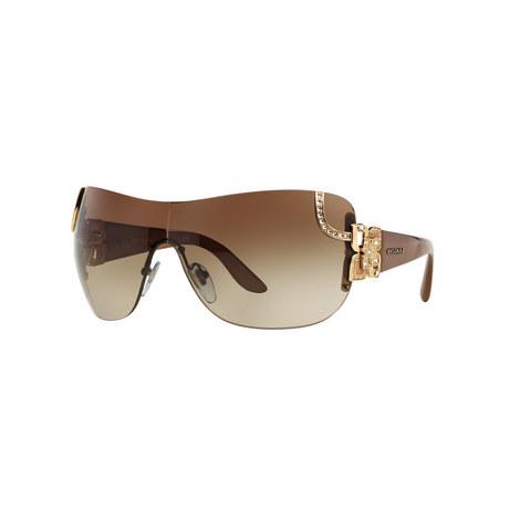 Glitz Wrap Sunglasses BV6079B, ${color}