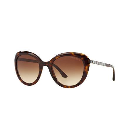 Cat Eye Sunglasses AR8065H, ${color}