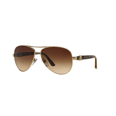 Aviator Sunglasses BV6080B, ${color}