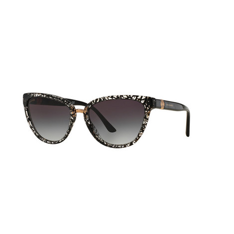 Cat Eye Sunglasses BV8165, ${color}