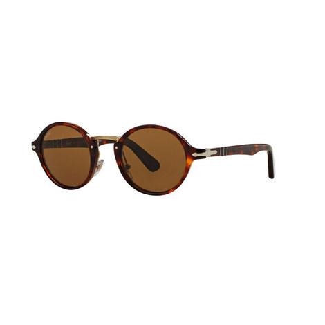 Round Sunglasses PO3129S, ${color}
