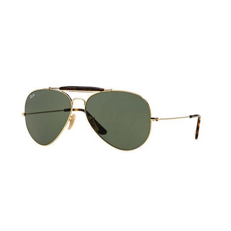 Aviator Sunglasses RB3138, ${color}
