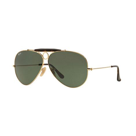 Aviator Sunglasses RB3449, ${color}