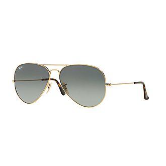 Aviator Sunglasses RB3025