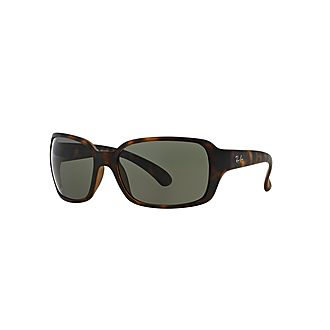 Square Sunglasses RB4068 Polarised