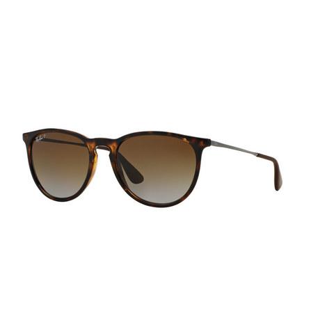Erika Round Sunglasses RB4171 Polarised, ${color}