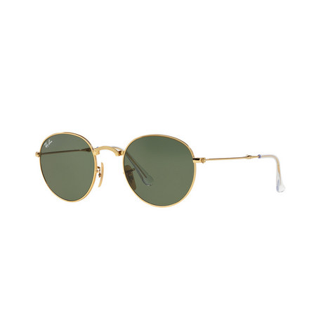 Round Fold-Up Sunglasses RB3532, ${color}