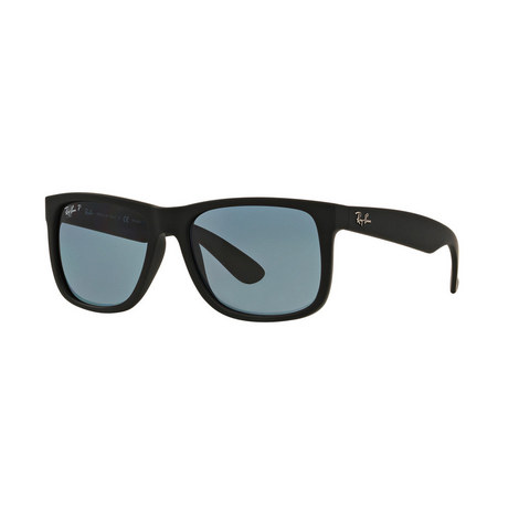 Justin Rectangle Sunglasses RB4165, ${color}